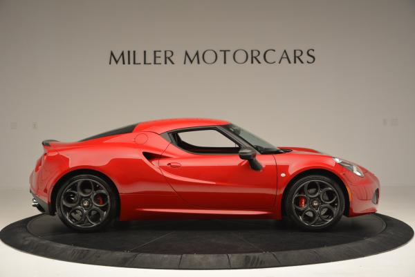 Used 2015 Alfa Romeo 4C Launch Edition for sale Sold at Aston Martin of Greenwich in Greenwich CT 06830 9