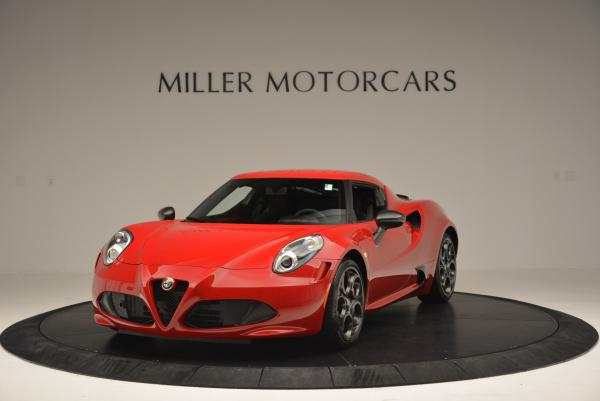 Used 2015 Alfa Romeo 4C Launch Edition for sale Sold at Aston Martin of Greenwich in Greenwich CT 06830 1