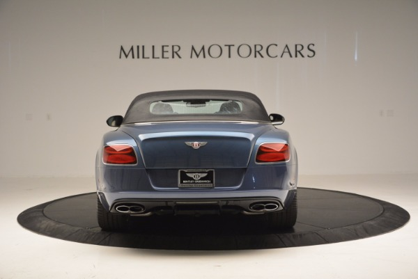 Used 2014 Bentley Continental GT V8 S Convertible for sale Sold at Aston Martin of Greenwich in Greenwich CT 06830 17