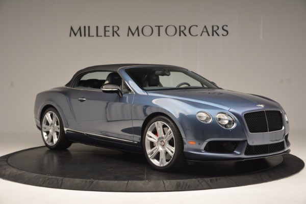 Used 2014 Bentley Continental GT V8 S Convertible for sale Sold at Aston Martin of Greenwich in Greenwich CT 06830 20