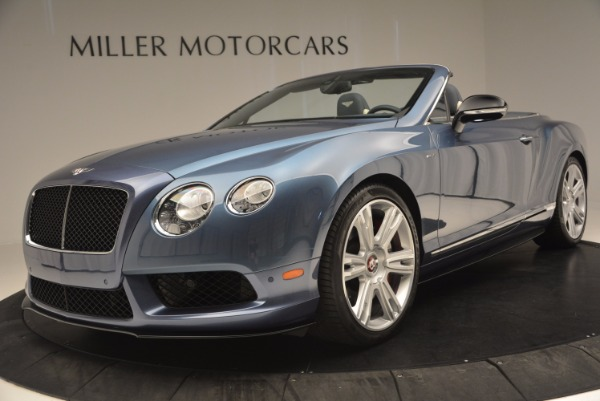 Used 2014 Bentley Continental GT V8 S Convertible for sale Sold at Aston Martin of Greenwich in Greenwich CT 06830 24