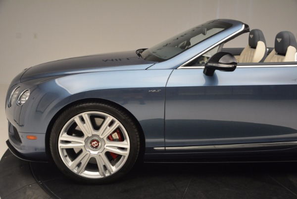 Used 2014 Bentley Continental GT V8 S Convertible for sale Sold at Aston Martin of Greenwich in Greenwich CT 06830 26