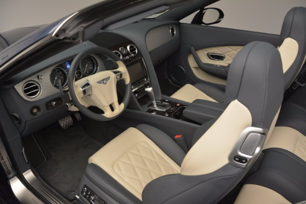 Used 2014 Bentley Continental GT V8 S Convertible for sale Sold at Aston Martin of Greenwich in Greenwich CT 06830 28