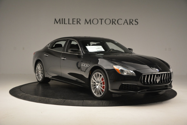 New 2017 Maserati Quattroporte S Q4 GranLusso for sale Sold at Aston Martin of Greenwich in Greenwich CT 06830 11