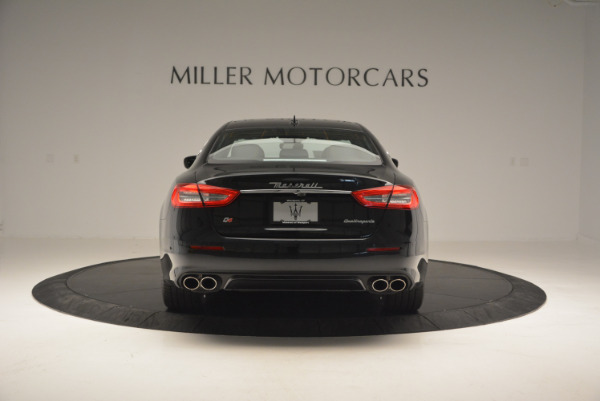 New 2017 Maserati Quattroporte S Q4 GranLusso for sale Sold at Aston Martin of Greenwich in Greenwich CT 06830 6