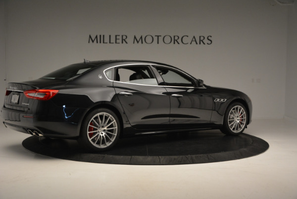New 2017 Maserati Quattroporte S Q4 GranLusso for sale Sold at Aston Martin of Greenwich in Greenwich CT 06830 8