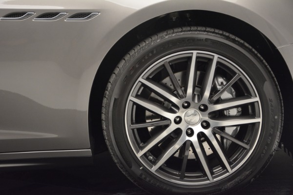 Used 2017 Maserati Ghibli S Q4 EX-LOANER for sale Sold at Aston Martin of Greenwich in Greenwich CT 06830 13