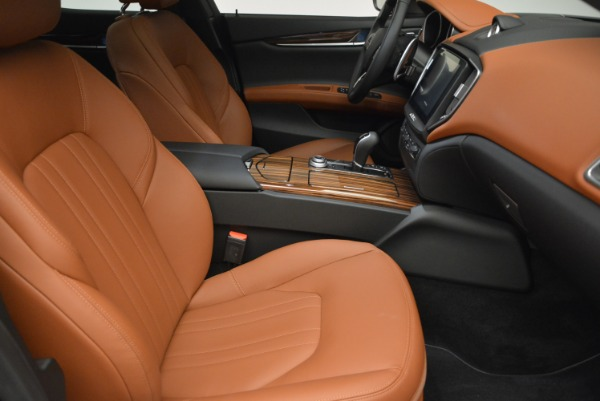 Used 2017 Maserati Ghibli S Q4 EX-LOANER for sale Sold at Aston Martin of Greenwich in Greenwich CT 06830 21