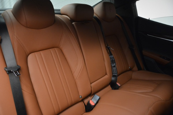 Used 2017 Maserati Ghibli S Q4 EX-LOANER for sale Sold at Aston Martin of Greenwich in Greenwich CT 06830 25