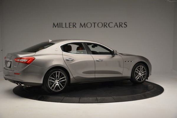 Used 2017 Maserati Ghibli S Q4 EX-LOANER for sale Sold at Aston Martin of Greenwich in Greenwich CT 06830 8