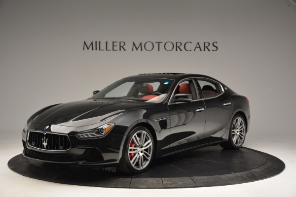 New 2017 Maserati Ghibli S Q4 for sale Sold at Aston Martin of Greenwich in Greenwich CT 06830 15