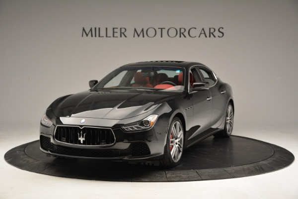 New 2017 Maserati Ghibli S Q4 for sale Sold at Aston Martin of Greenwich in Greenwich CT 06830 16
