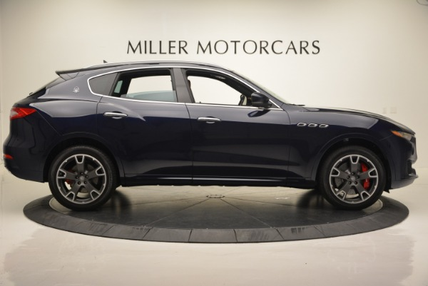 New 2017 Maserati Levante for sale Sold at Aston Martin of Greenwich in Greenwich CT 06830 6