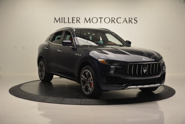 New 2017 Maserati Levante for sale Sold at Aston Martin of Greenwich in Greenwich CT 06830 8