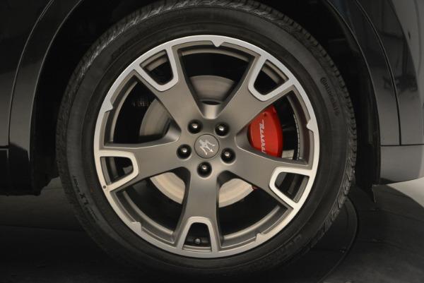 New 2017 Maserati Levante for sale Sold at Aston Martin of Greenwich in Greenwich CT 06830 28