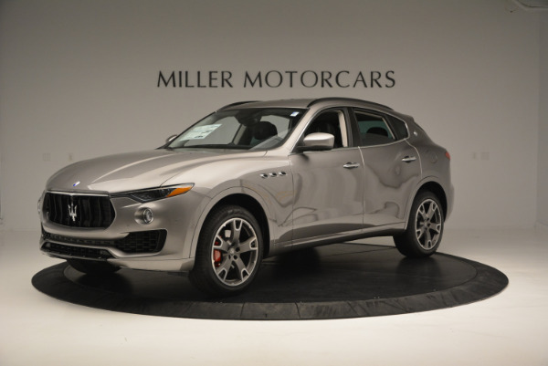 New 2017 Maserati Levante for sale Sold at Aston Martin of Greenwich in Greenwich CT 06830 2