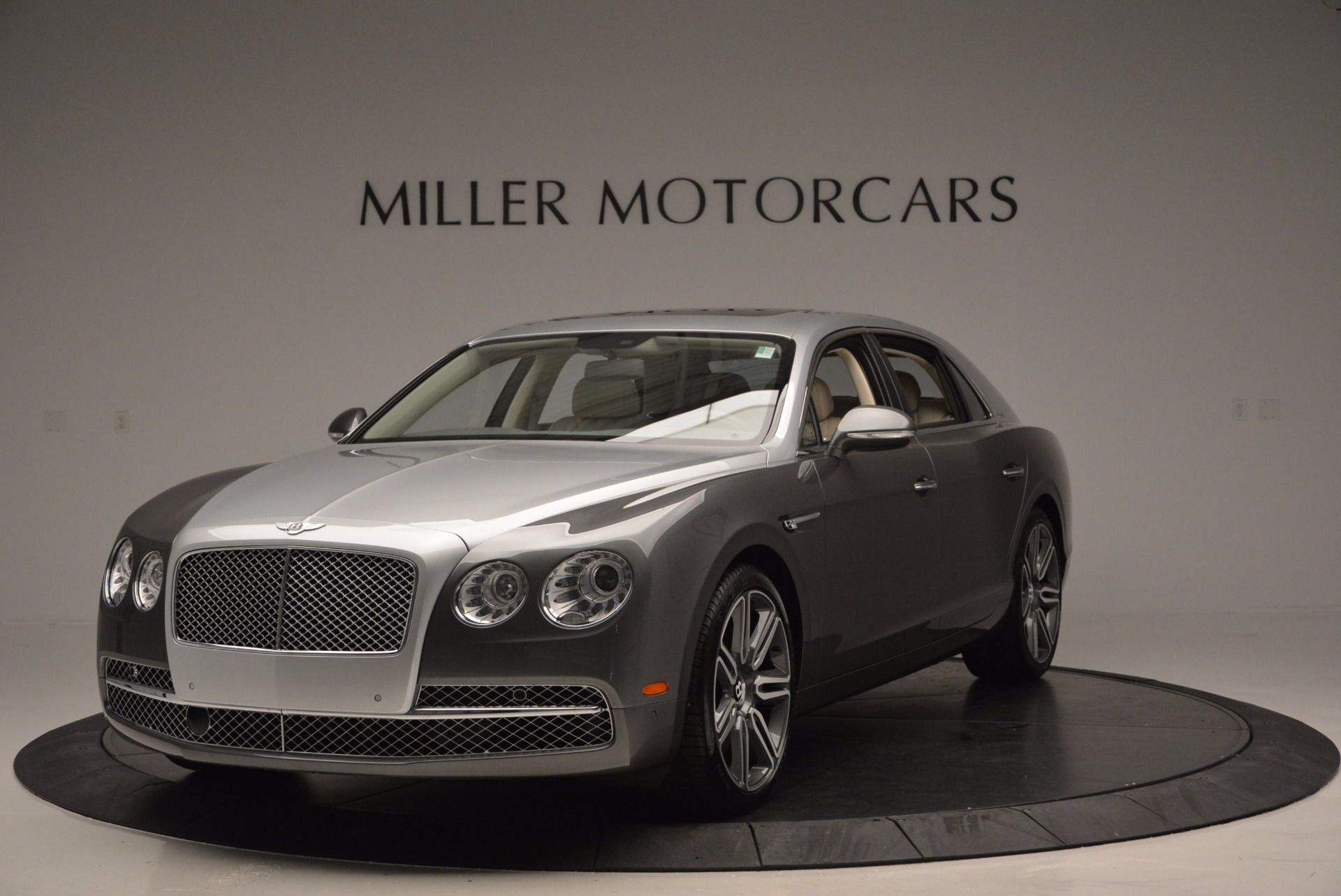 Used 2016 Bentley Flying Spur W12 for sale Sold at Aston Martin of Greenwich in Greenwich CT 06830 1