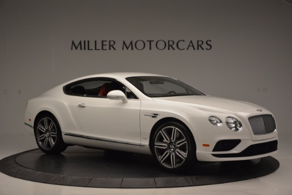 Used 2016 Bentley Continental GT for sale Sold at Aston Martin of Greenwich in Greenwich CT 06830 10