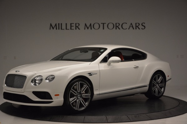Used 2016 Bentley Continental GT for sale Sold at Aston Martin of Greenwich in Greenwich CT 06830 2