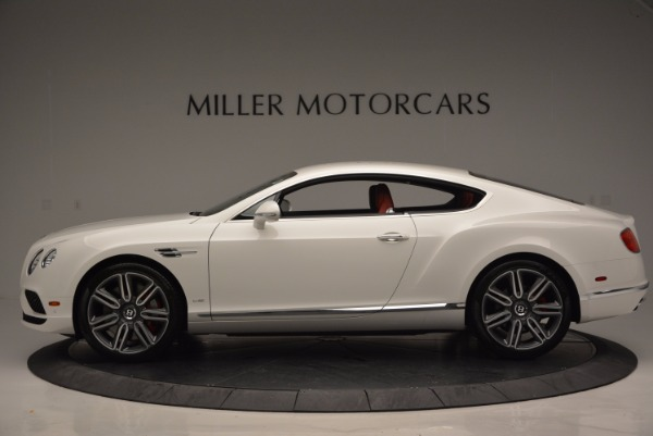Used 2016 Bentley Continental GT for sale Sold at Aston Martin of Greenwich in Greenwich CT 06830 3