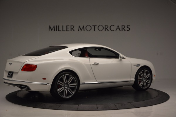Used 2016 Bentley Continental GT for sale Sold at Aston Martin of Greenwich in Greenwich CT 06830 8