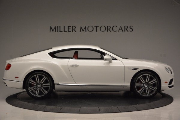 Used 2016 Bentley Continental GT for sale Sold at Aston Martin of Greenwich in Greenwich CT 06830 9