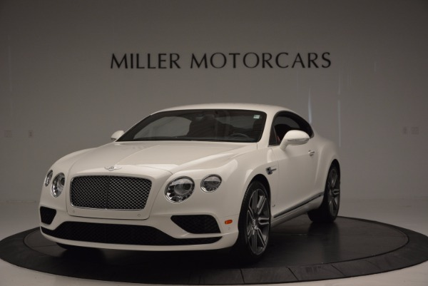 Used 2016 Bentley Continental GT for sale Sold at Aston Martin of Greenwich in Greenwich CT 06830 1