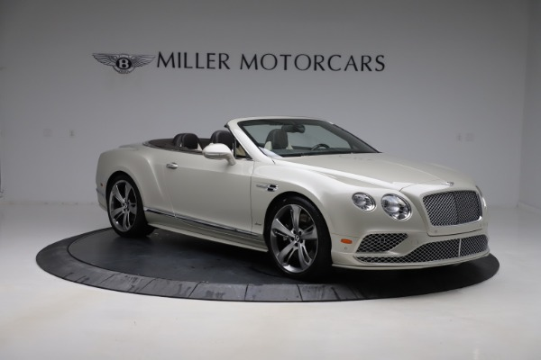 Used 2016 Bentley Continental GTC Speed for sale Sold at Aston Martin of Greenwich in Greenwich CT 06830 12