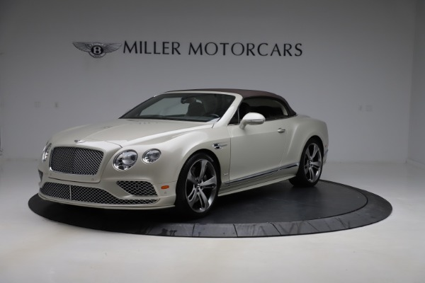 Used 2016 Bentley Continental GTC Speed for sale Sold at Aston Martin of Greenwich in Greenwich CT 06830 14