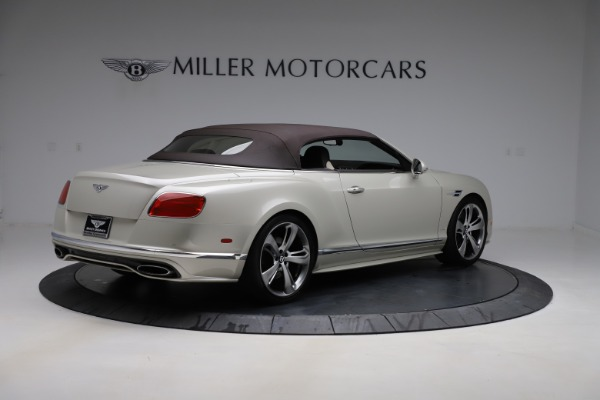Used 2016 Bentley Continental GTC Speed for sale Sold at Aston Martin of Greenwich in Greenwich CT 06830 18