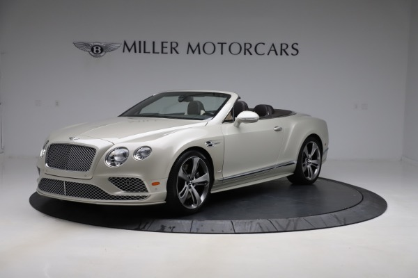 Used 2016 Bentley Continental GTC Speed for sale Sold at Aston Martin of Greenwich in Greenwich CT 06830 2