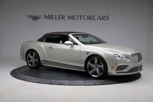 Used 2016 Bentley Continental GTC Speed for sale Sold at Aston Martin of Greenwich in Greenwich CT 06830 20