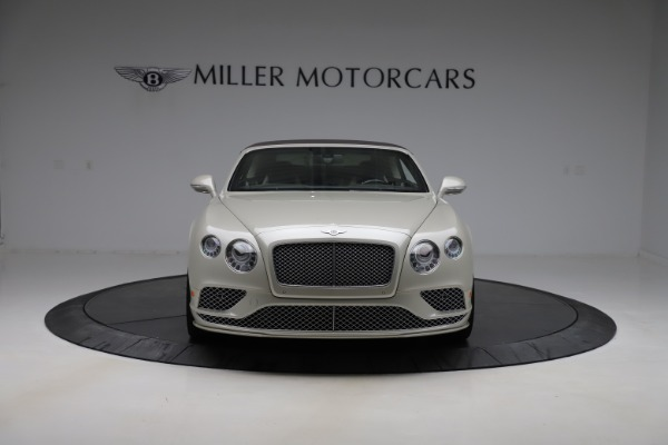 Used 2016 Bentley Continental GTC Speed for sale Sold at Aston Martin of Greenwich in Greenwich CT 06830 21
