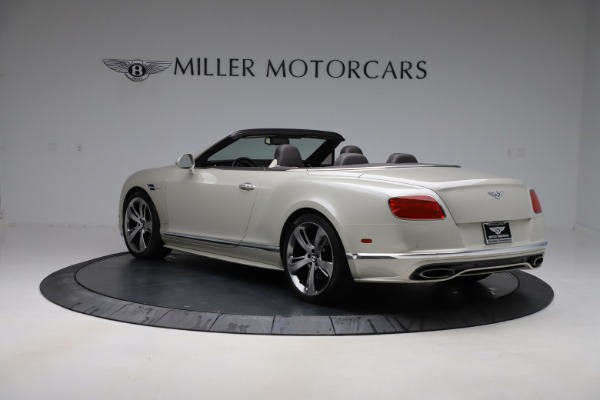 Used 2016 Bentley Continental GTC Speed for sale Sold at Aston Martin of Greenwich in Greenwich CT 06830 5
