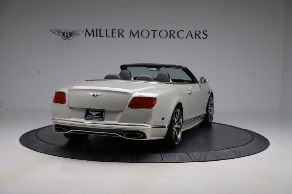 Used 2016 Bentley Continental GTC Speed for sale Sold at Aston Martin of Greenwich in Greenwich CT 06830 7
