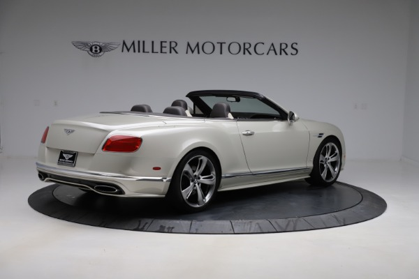 Used 2016 Bentley Continental GTC Speed for sale Sold at Aston Martin of Greenwich in Greenwich CT 06830 9