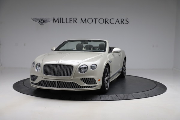 Used 2016 Bentley Continental GTC Speed for sale Sold at Aston Martin of Greenwich in Greenwich CT 06830 1