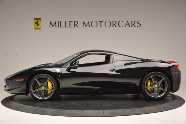 Used 2014 Ferrari 458 Spider for sale Sold at Aston Martin of Greenwich in Greenwich CT 06830 15