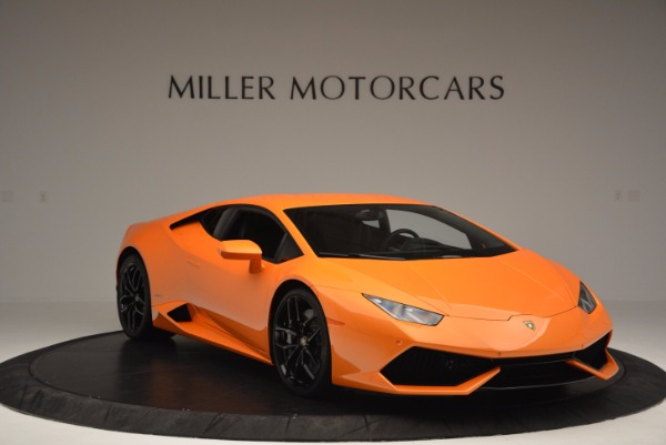 Used 2015 Lamborghini Huracan LP 610-4 for sale Sold at Aston Martin of Greenwich in Greenwich CT 06830 11