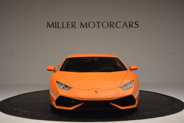 Used 2015 Lamborghini Huracan LP 610-4 for sale Sold at Aston Martin of Greenwich in Greenwich CT 06830 12
