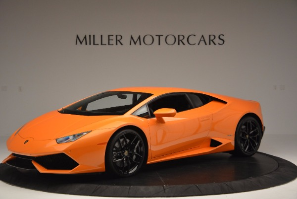 Used 2015 Lamborghini Huracan LP 610-4 for sale Sold at Aston Martin of Greenwich in Greenwich CT 06830 2