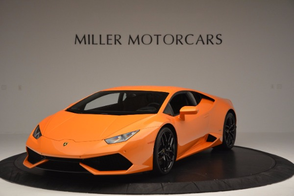 Used 2015 Lamborghini Huracan LP 610-4 for sale Sold at Aston Martin of Greenwich in Greenwich CT 06830 1