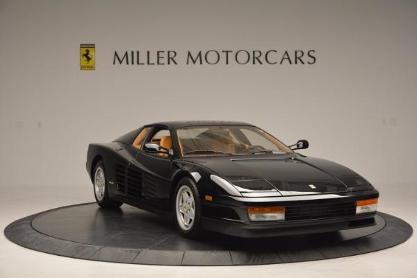 Used 1989 Ferrari Testarossa for sale Sold at Aston Martin of Greenwich in Greenwich CT 06830 11
