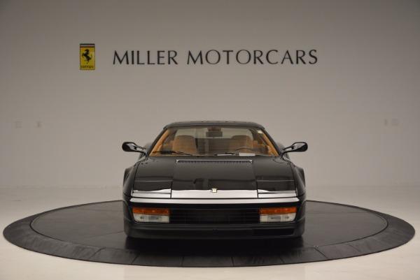 Used 1989 Ferrari Testarossa for sale Sold at Aston Martin of Greenwich in Greenwich CT 06830 12