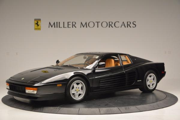 Used 1989 Ferrari Testarossa for sale Sold at Aston Martin of Greenwich in Greenwich CT 06830 2