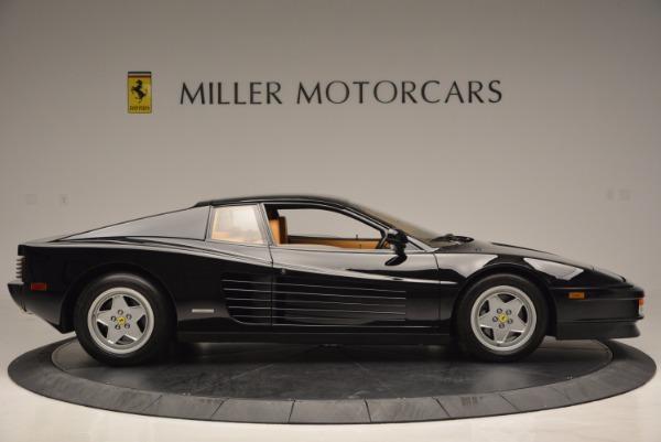 Used 1989 Ferrari Testarossa for sale Sold at Aston Martin of Greenwich in Greenwich CT 06830 9
