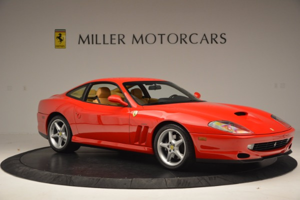 Used 2000 Ferrari 550 Maranello for sale Sold at Aston Martin of Greenwich in Greenwich CT 06830 10