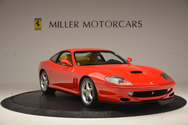 Used 2000 Ferrari 550 Maranello for sale Sold at Aston Martin of Greenwich in Greenwich CT 06830 11