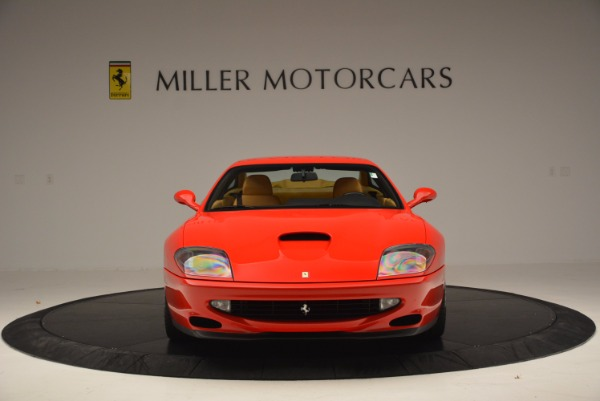 Used 2000 Ferrari 550 Maranello for sale Sold at Aston Martin of Greenwich in Greenwich CT 06830 12