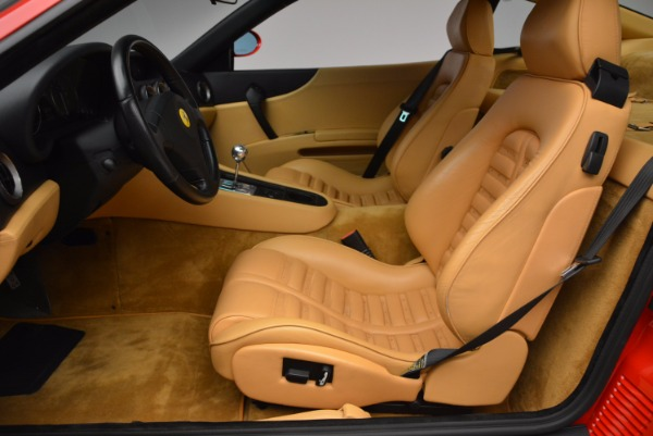 Used 2000 Ferrari 550 Maranello for sale Sold at Aston Martin of Greenwich in Greenwich CT 06830 14